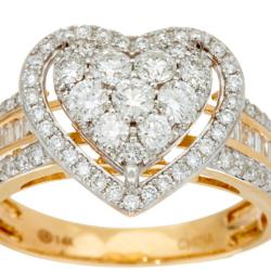 amazing diamond heart affirmations i am mary morya